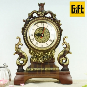 นาฬิกาตั้งโต๊ะโบราณ รุ่น TAC1018 [Pre-order]