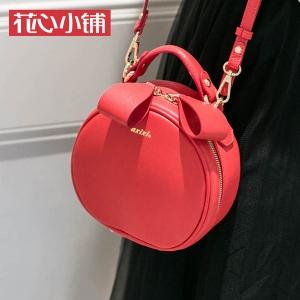 กระเป๋าสะพาย สีแดง-Axixi