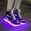 รองเท้า Simulation LED USB LED ลายพราง thumbnail 4