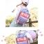 Preorder กระเป๋าเป้ พาทเทล เกาหลี thumbnail 8