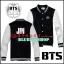 พร้อมส่ง เสื้อเบสบอล BTS ระบุเมมเบอร์ [ver Korean] thumbnail 2