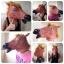 หน้ากากหัวม้าไทย สีน้ำตาล-แดง thumbnail 7