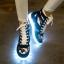 รองเท้า Simulation LED USB LED ลายพราง thumbnail 3