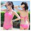 ชุดว่ายน้ำ bikini M L XL thumbnail 1