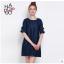 เสื้อแฟชั่นผู้หญิงสไตล์ยุโรป จาก HYDมีไซต์S-2XL thumbnail 1