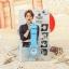พร้อมส่ง นาฬิกา EXO Baekhyun [Blue] thumbnail 1