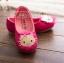 รองเท้าเด็ก ลายคิตตี้ สีชมพู thumbnail 1