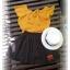 DT899 เสื้อแฟชั่น ผ้าชีฟองเนื้อนิ่ม ปกระบาย ผูกโบว์หลังน่ารัก (พร้อมส่ง เหลือง) thumbnail 1