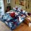 ผ้าปูที่นอน เกรดพรีเมี่ยม ลายสไปร์เดอร์แมน thumbnail 1