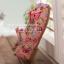 รองเท้าเด็ก ลายดอกไม้ สีชมพู thumbnail 2