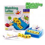 ชุดเรียนรู้คำศัพท์สะกดคำภาษาอังกฤษ (Matching Letter)