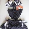 bikini7006 บิกินีพร้อมกระโปรงเข้าเซ็ต น่ารักโดนใจ