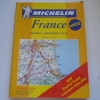 Michelin FRANCE 2002: Tourist and Motoring Atlas