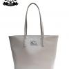 กระเป๋า Patola รุ่น M totebag หนังด้านpu สีเทา