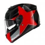 Shark Speed-R Texas Black/Red