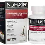 NuHair Hair Rejuvenation for Women 60 Tabs บำรุงรากผมและเส้นผมให้แข็งแรง สำหรับผู้หญิง