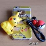 TPU Jelly Pokemon iPhone 6/6S