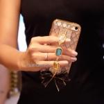 TPU สร้อยเพชร iPhone 5/5S/SE