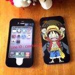 เคสประกบลาย One Piece สำหรับไอโฟน, iPhone 4/4S