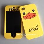 เคสประกบ เป็ดเหลือง #2 สำหรับไอโฟน, iPhone 4/4S
