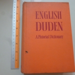 English Duden: A Pictorial Dictionary