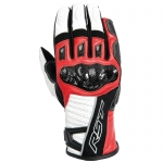 RST Stunt2 Glove - Black/ White/ Red