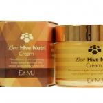 ครีมหอยผสมพิษผึ้ง Dr.mj Bee Hive Nutri Cream โบท็อกจากธรรมชาติ