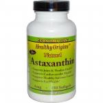 Healthy Origins, Astaxanthin, 4 mg, 150 Softgels (สารสกัดจากสาหร่ายแดง) แอสต้าแซนธิน