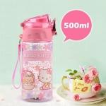 กระบอกใส่น้ำดื่ม คิตตี้ ขนาด 500 ml.