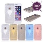 Iphone 6 ซิลิโคนรูปเพชร มุ้งมิ้ง กับราคาสดอึ้ง คลิ๊กเลย !!!