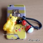 TPU Jelly Pokemon iPhone 6 Plus/ 6S Plus