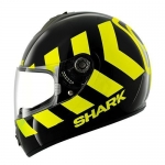 Shark S600 - 2015 No Panic Black Yellow