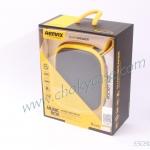 ลำโพง Remax music box สีเหลือง