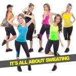 เสื้อโยคะเรียกเหงื่อ - Hot Shapers Yoga Shirt