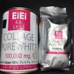 Eiei collagen pure white คอลลาเจนสด จากปลาทะเลน้ำลึก Japan