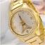 Kanima Quartz watches women นาฬิกาผู้หญิง แบรนด์ของฮ่องกง ระบบควอทด์ กันน้ำ กันสนิม โกลด์พิ้งค์ thumbnail 2