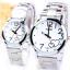 Make Quartz watches women นาฬิกาผู้หญิง แบรนด์ของฮ่องกง ระบบควอทด์ กันน้ำ กันสนิม thumbnail 2