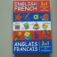 English French (2 in 1 Dictionary and Word Book) thumbnail 1