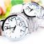 Make Quartz watches women นาฬิกาผู้หญิง แบรนด์ของฮ่องกง ระบบควอทด์ กันน้ำ กันสนิม thumbnail 1
