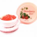 Strawbery 3in1 ครีมเทวดา Day White Serum 10g. ราคา 250-75 บาท