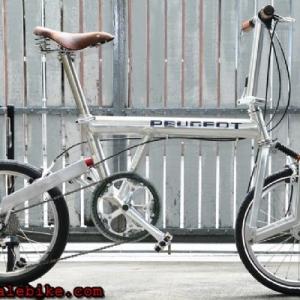 จักรยานพับ Peugeot ขาไก่ ล้อ18นิ้ว 7เกียร์