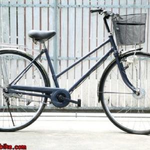 จักรยานแม่บ้าน Bridgestone ล้อ27นิ้ว เกียร์ดุม 3เกียร์ บังโคลนแสตนเลส ดุมหน้าไฟ