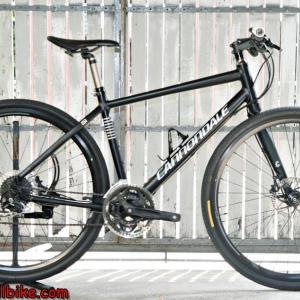 จักรยานทัวร์ริ่ง Cannondale Badboyดิสก์เบรคน้ำมัน ตะเกียบขาเดี่ยว ไซส์ M