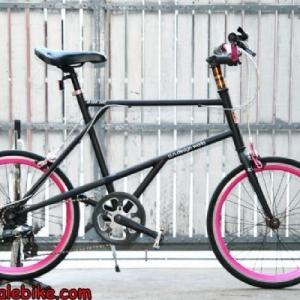 จักรยานมินิทัวร์ริ่ง A.N.Design ล้อ20นิ้ว ใหนัก12.5kg 7เกียร์