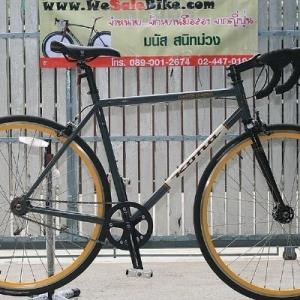 หมอบโคโมลี่ single gear + fixed Kona Paddy wagon ไซส์ M
