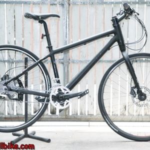จักรยานทัวร์ริ่ง Cannondale CAAD4 ล้อ700C มีโช็คหน้า ดิสก์เบรค ไซส์ S
