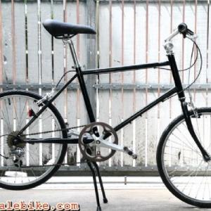 จักรยานมินิโครโมลี่ ล้อ20นิ้ว 8เกียร์ ตีนผีTiagra