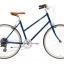 Tokyobike Bisou ของใหม่ น้ำเงินเข้ม สีน้ำเงิน สีขาว สีเขียว thumbnail 3