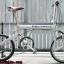 จักรยานพับ Peugeot ขาไก่ ล้อ18นิ้ว 7เกียร์ thumbnail 1