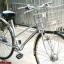 จักรยานแม่บ้าน ใช้เพลา Maruishi ล้อ27นิ้ว ตัวถังอลูมิเนียม ดุมหน้าไฟ เกียร์ดุม3เกียร์ ตระกร้า/บังโคลนสแตนเลส thumbnail 5